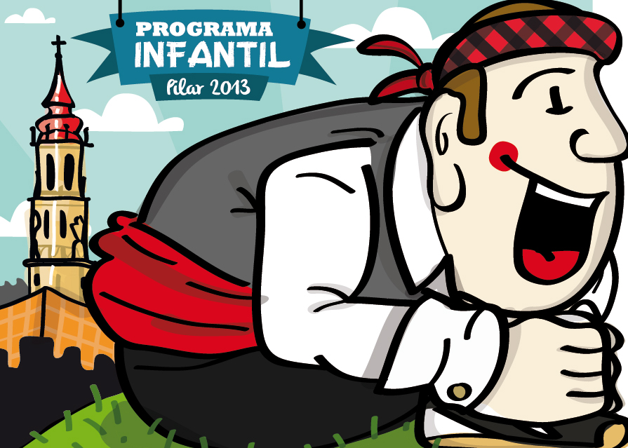 Programa infantil de las Fiestas del Pilar